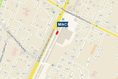 MikC-Меркурий (магазин партнеров)