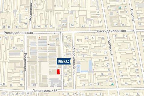 MikC-Староконный