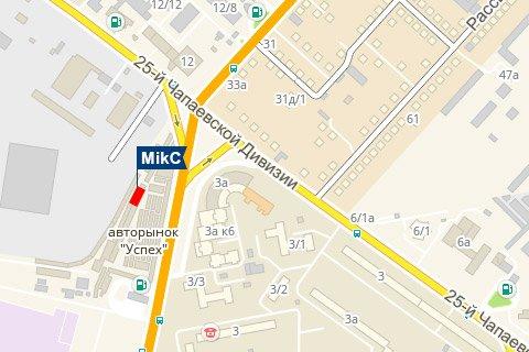 MikC-Успех (магазин партнеров)