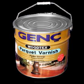 Лак для паркета, 12 кг алкидно-полиуритановый Genc Parquet Varnish
