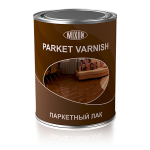 Паркетный лак 2,5 л Parket Varnish