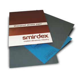 Бумага для мокрой шлифовки. Зерно: 60-3000. Smirdex 270. 230 мм х 280 мм