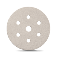 Наждачный круг для сухой шлифовки Smirdex 510. Диаметр 150 мм. Зерно: 40-800
