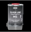 Автолак Silver Line 0,8 л + отвердитель Clearcoat MS 231