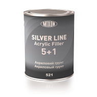 Акриловый грунт 0,8л Silver Line Mixon 5+1