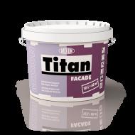 Акрил-латексная фасадная краска 2,5 л Mixon Titan Facade