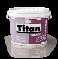 Акрил-латексная фасадная краска 5 л Mixon Titan Facade