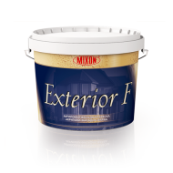 Латексная фасадная краска 2,5 л Exterior F