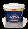 Латексная фасадная краска 5 л Exterior F