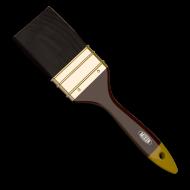 Кисть флейцевая (черный ворс)