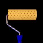 Валик структурный Mixon Горошек