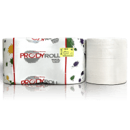 Бумага трехслойная белая Prody Roll 311 Ecology