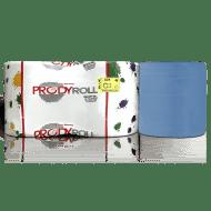 Бумага трехслойная синяя Prody Roll 331-BLU