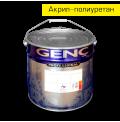 Акрил-полиуретановый лак VA500. 25 л. Глянцевый. Genc Acrylic Varnish - 500