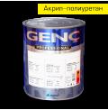 Акрил-полиуретановый лак VA500. 3 кг. Глянцевый. Genc Acrylic Varnish - 500