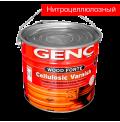 Нитроцеллюлозный лак 12 кг. Сатиновый. Genc Cellulosic Varnish