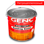 Нитроцеллюлозный силер VN100. 12 кг Genc NC Sanding Sealer