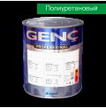 Полиуретановая белая эмаль CP558-25-1. 3 кг. Матовая. Genc PU White Converter CP558-25-1