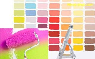 Как выбрать краску для стен и потолков от Mixon Shop